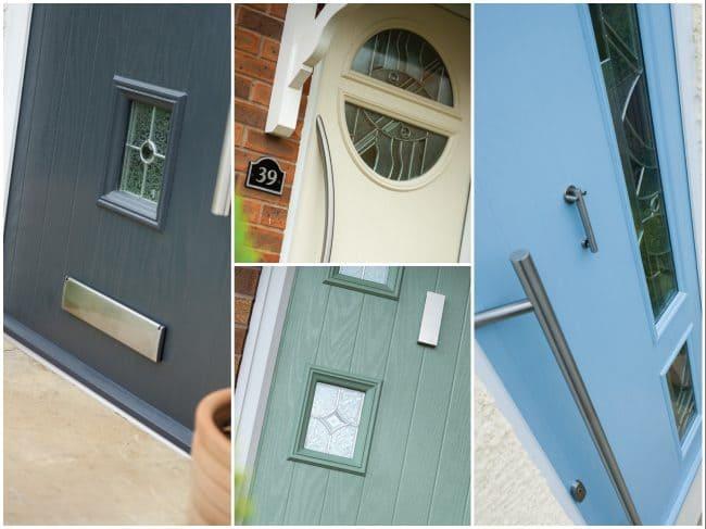 Composite Doors Hampshire Buildmydoor