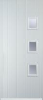 3 square composite door right