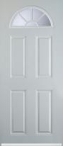 4 panel sunburst composite door