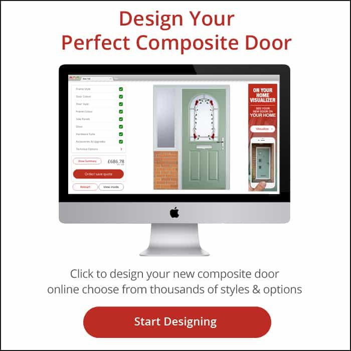 composite door designer - bespoke front doors in Southampton