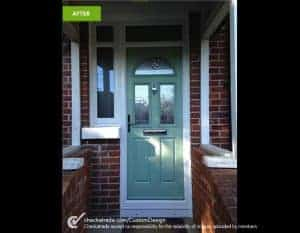 Front door stubbington