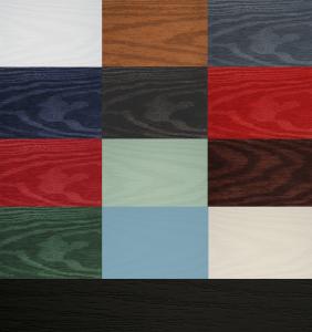 composite door colours