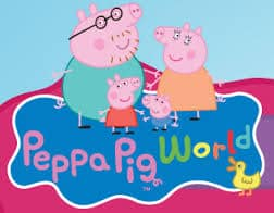 win tickets to peppa pig world with buildmydoor