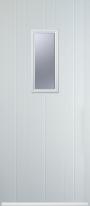 1 square composite door