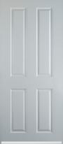 4 panel composite door