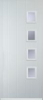 4 square composite door right