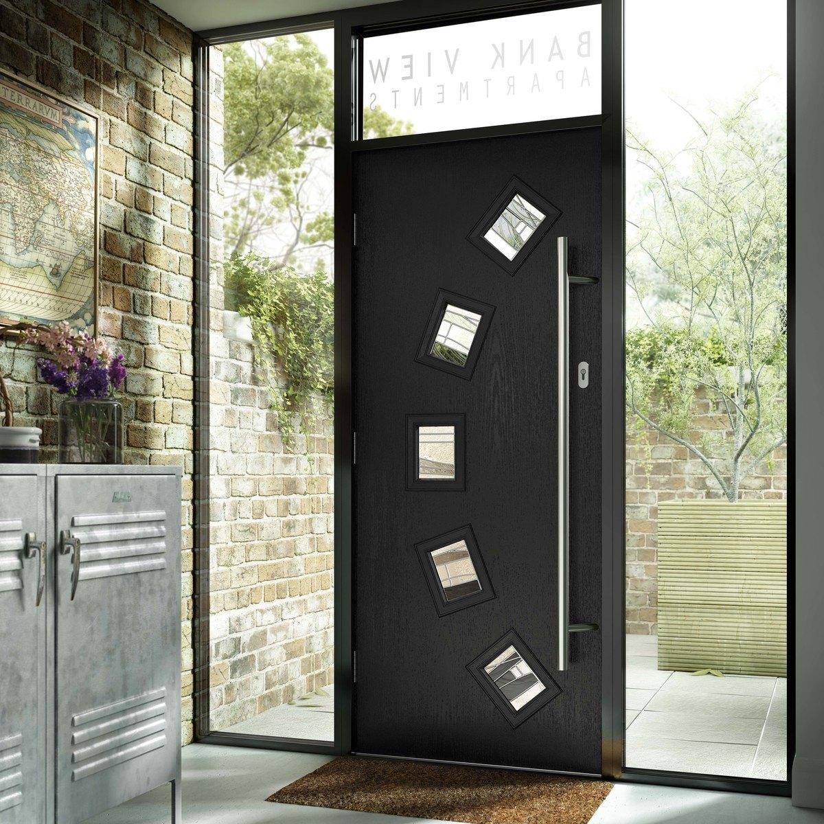 black brown composite doors hampshire
