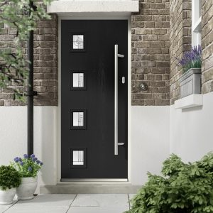 Double Glazed Front Doors Hampshire