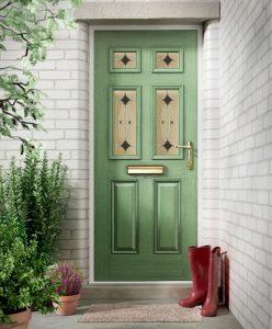 Solid Core Composite Doors Hampshire
