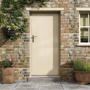 traditional cream composite doors hampshire