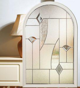 Composite Door Glazing Monza