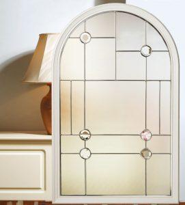 Composite Door Glazing Valentia Trieste