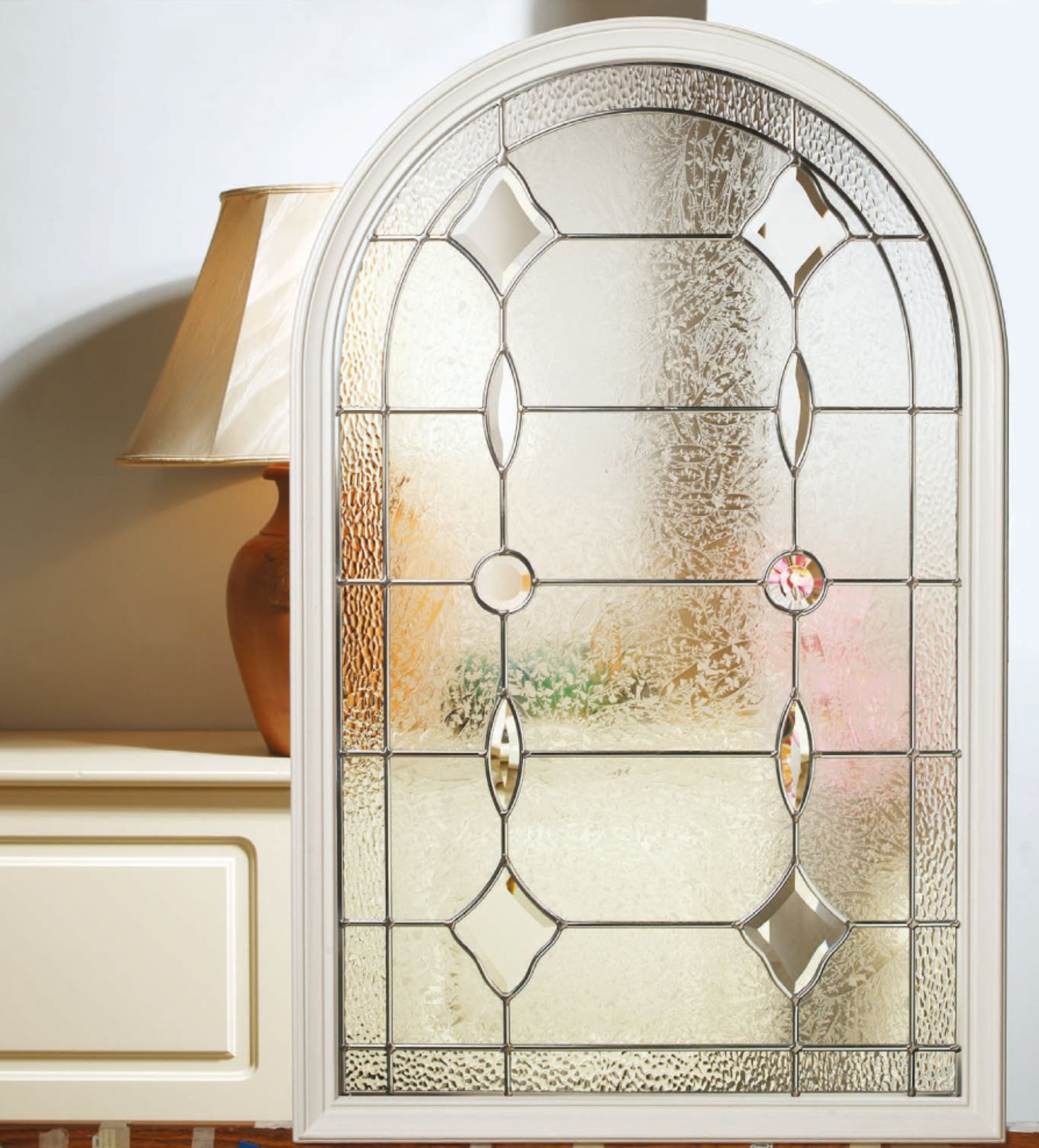 Bespoke Glass for Composite Doors