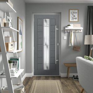 Contemporary Composite Doors Fareham