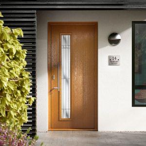 Woodgrain Composite Doors Hampshire