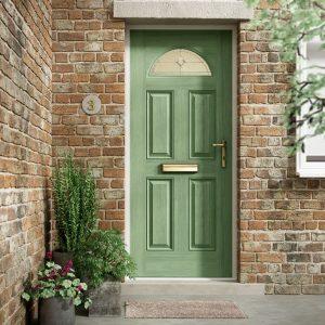 chartwell green entrance doors fareham