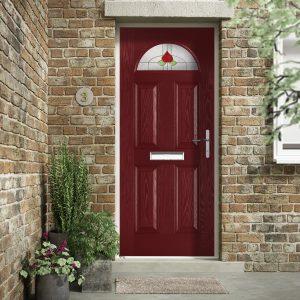 red composite door quotes hampshire