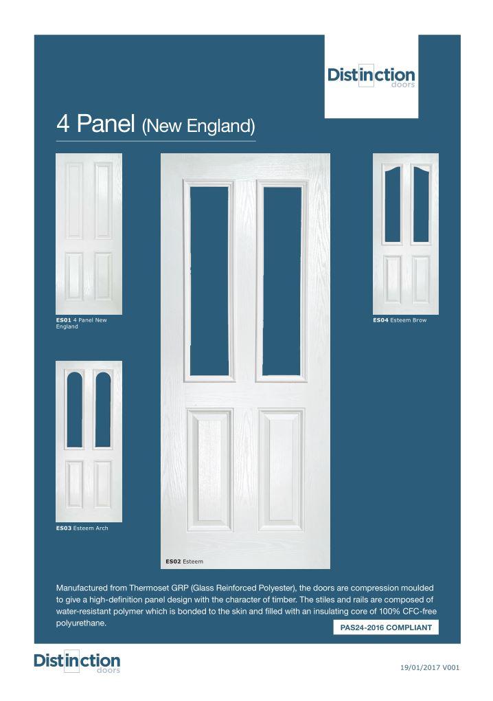 4 Panel New Datasheet