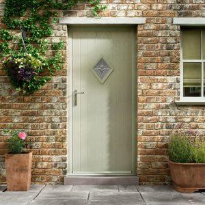 green composite doors fareham