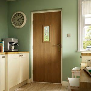 Oak Composite Doors Fareham