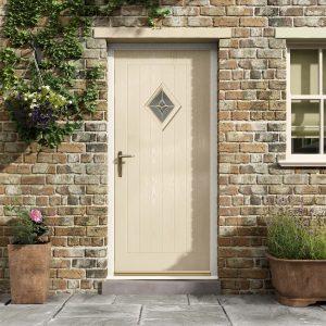 Cream composite doors hampshire