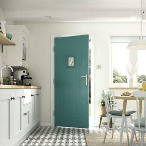 blue composite door quotes hampshire