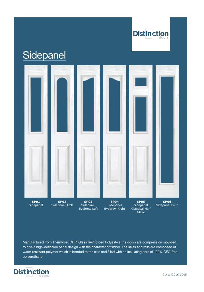 Sidepanel Datasheet