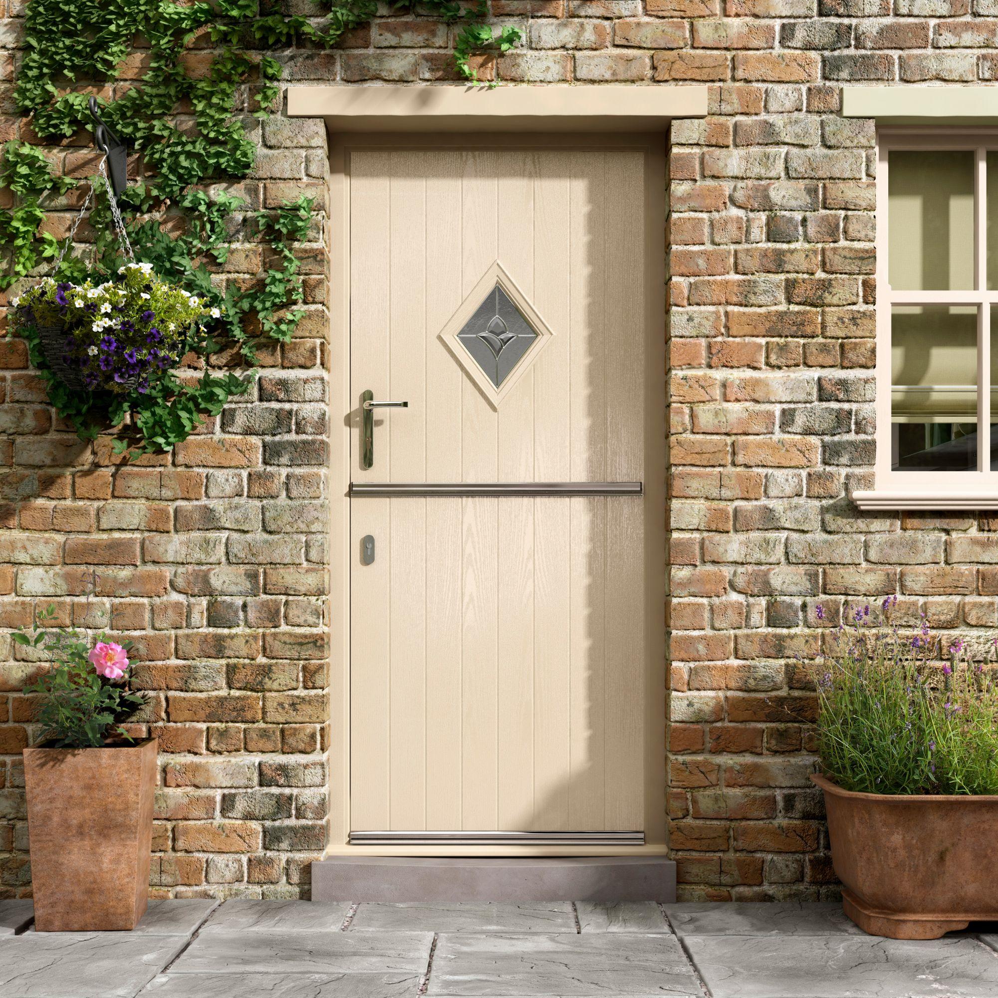 Cream Composite Doors Fareham