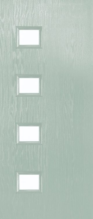Bespoke urban composite doors Fareham