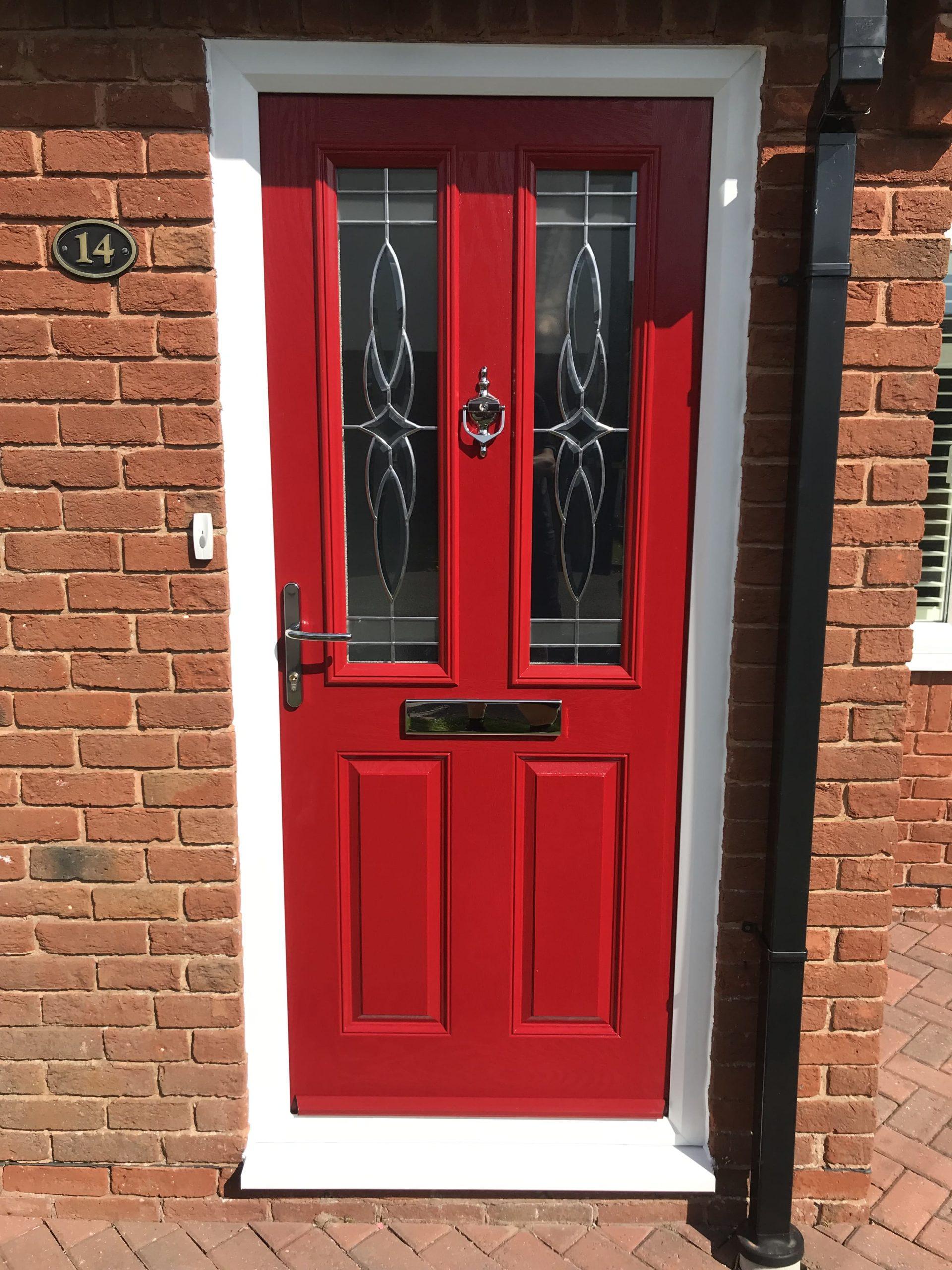 composite doors styles twyford
