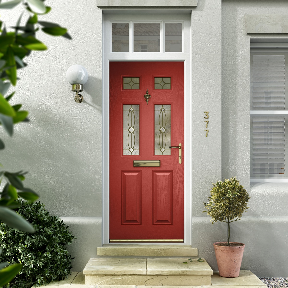 Traditional Composite Doors Hampshire