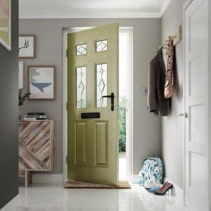 green composite doors hampshire