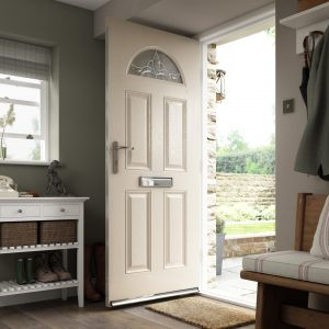 cream entrance doors fareham