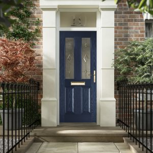 blue composite doors hampshire