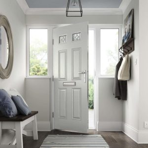 Grey composite doors hampshire