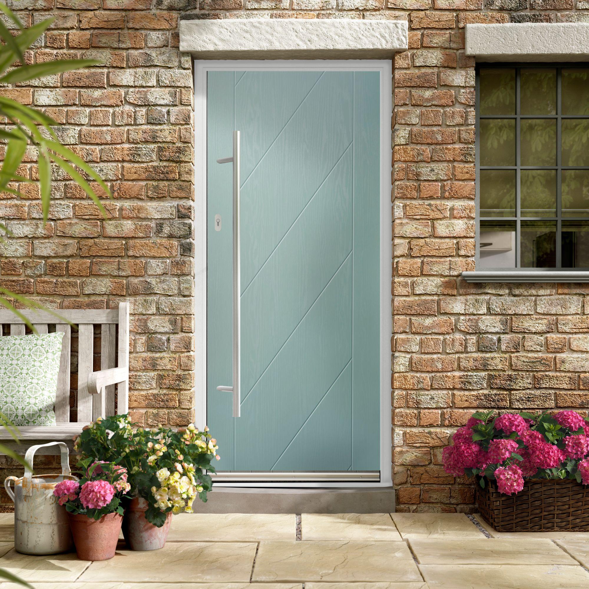 composite door costs bishops waltham