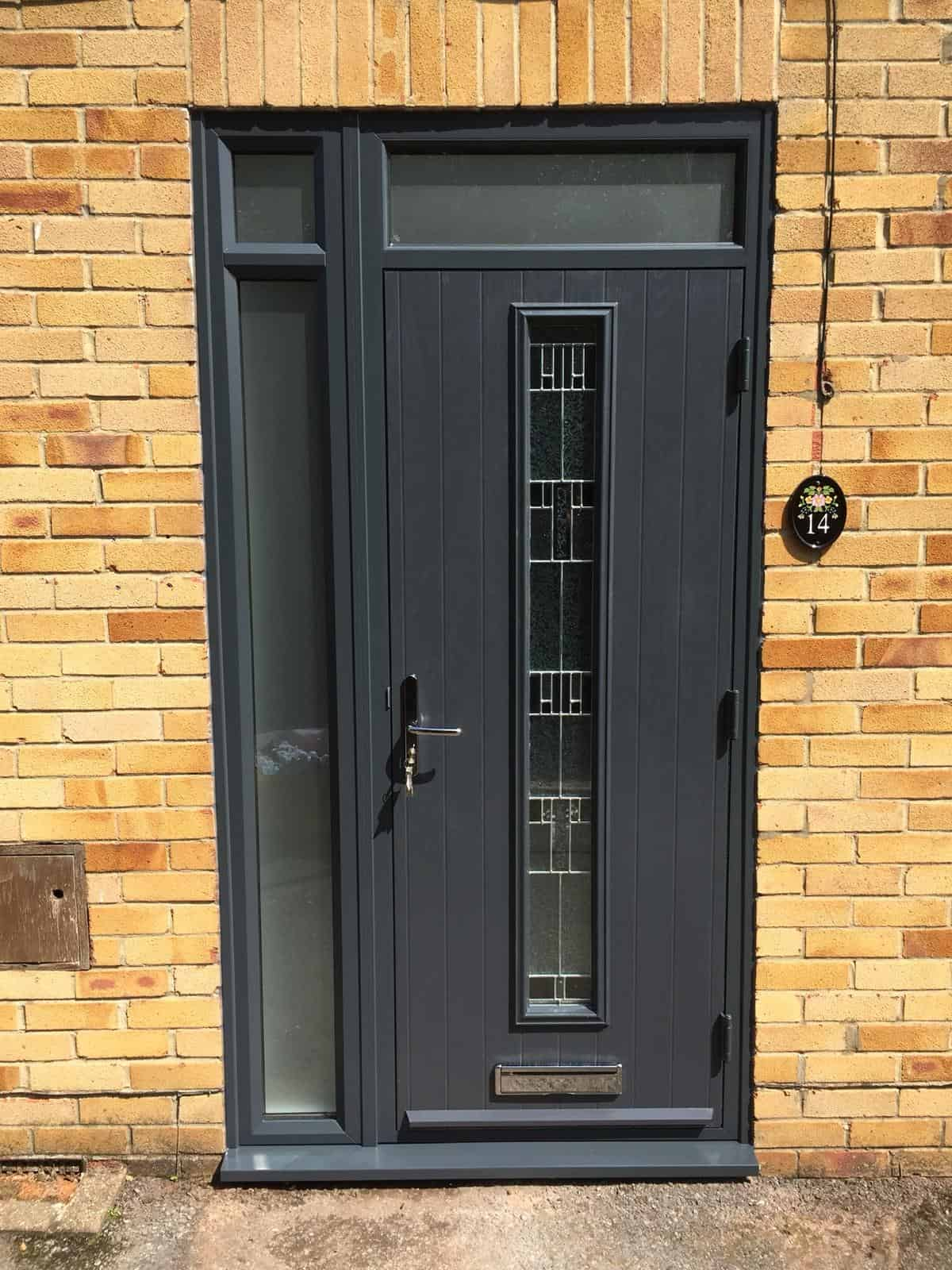 composite doors costs Shawford