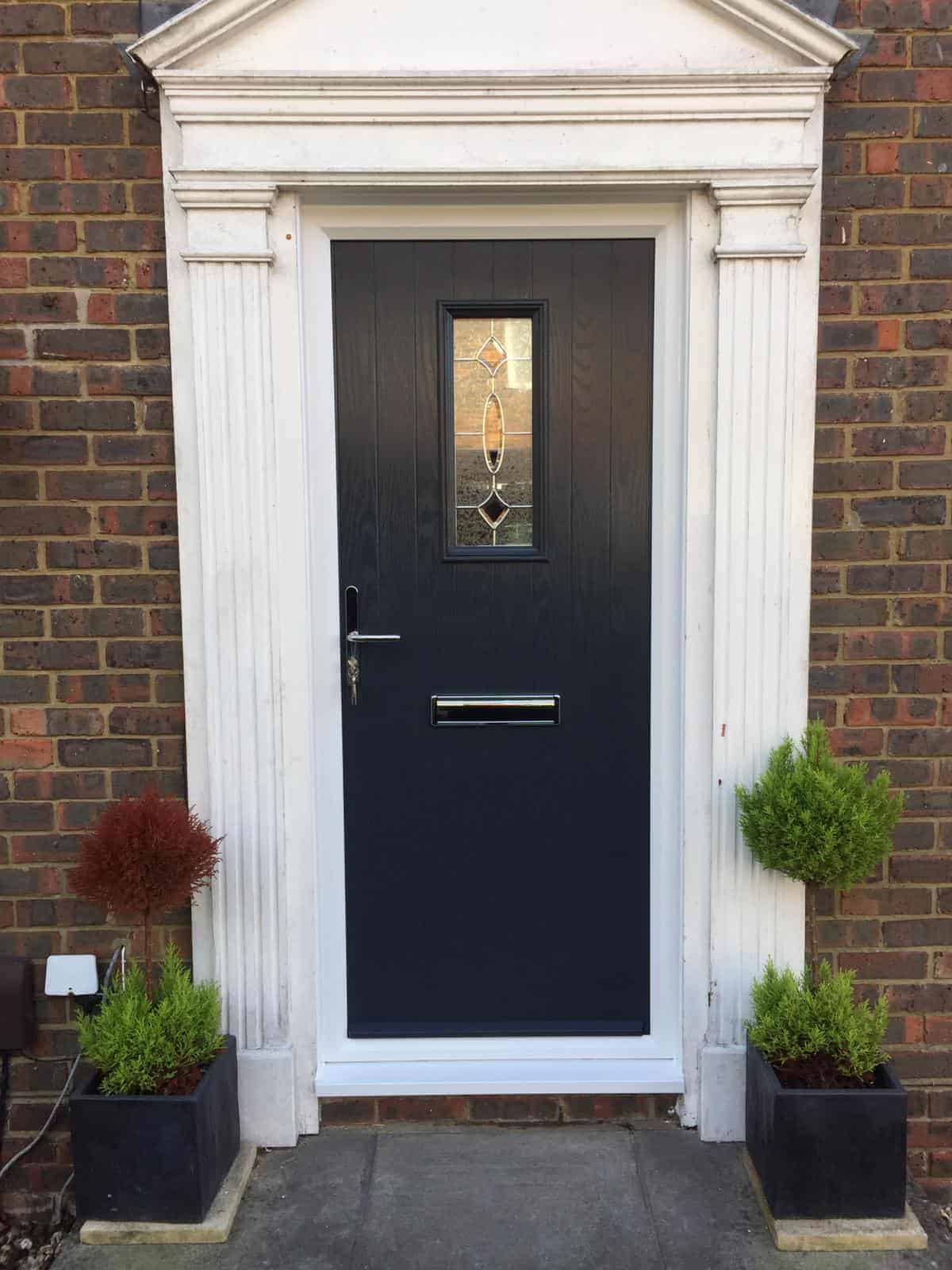 Composite Doors costs Horton Heath