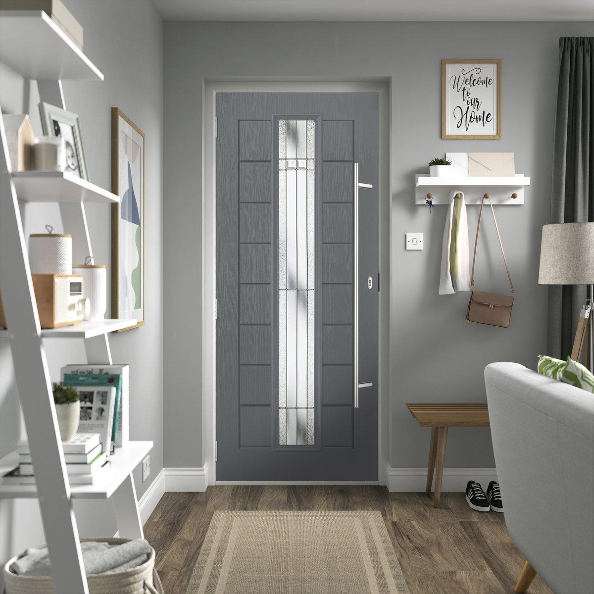 what is a composite door fareham