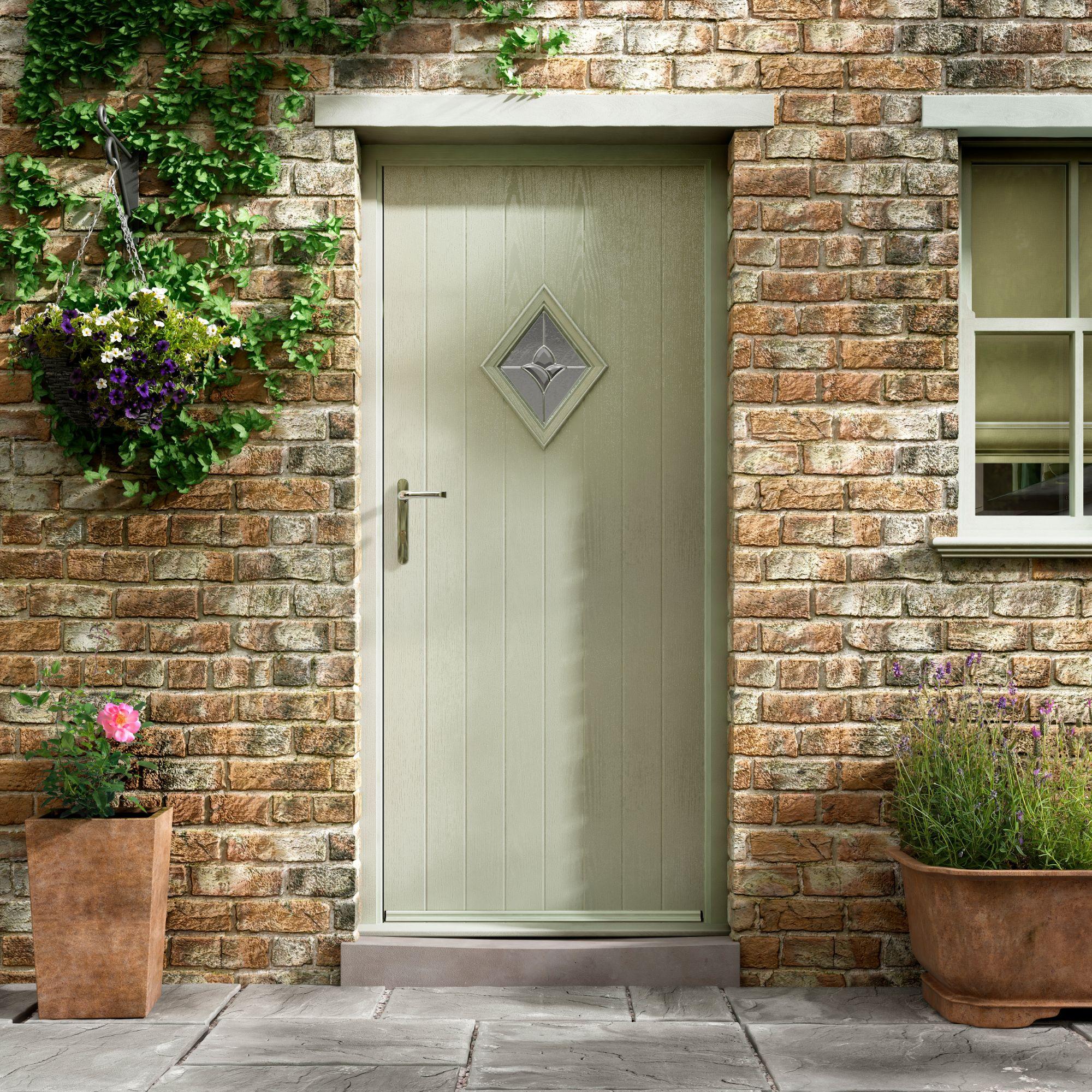 What Is a Composite Door Made Of?