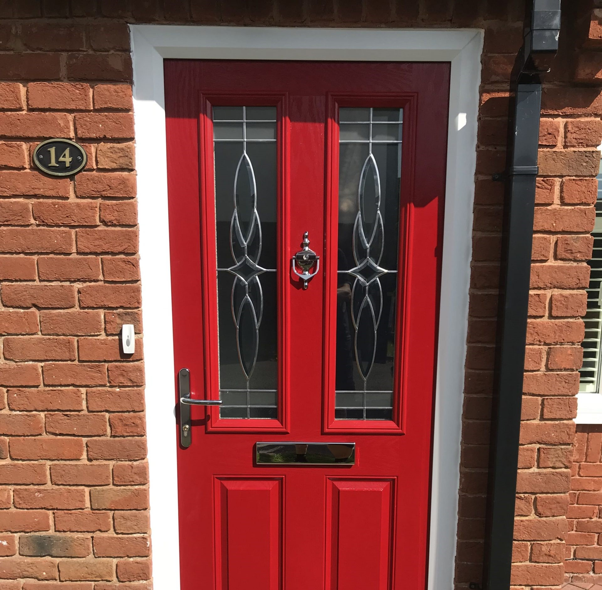 We Offer ANY RAL Colour Composite Door!